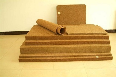 Rubberized Coir Pads